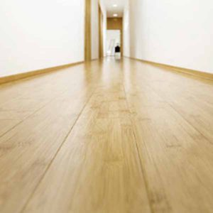 14mm Solid Strand Woven Bamboo Flooring - Nature Colour (b001)