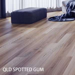 QLD Spotted Gum - 7.5mm - Hybrid SPC Waterproof Flooring (2020 new product)
